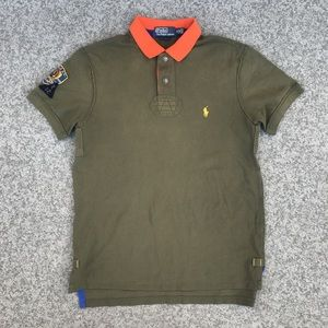 Polo Ralph Lauren R13 Patch Polo Shirt